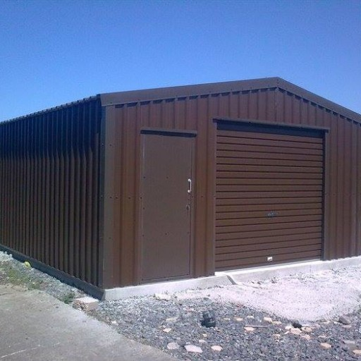 Prefab sheds ni picture playhouse northern ireland for 16x10 garage door price